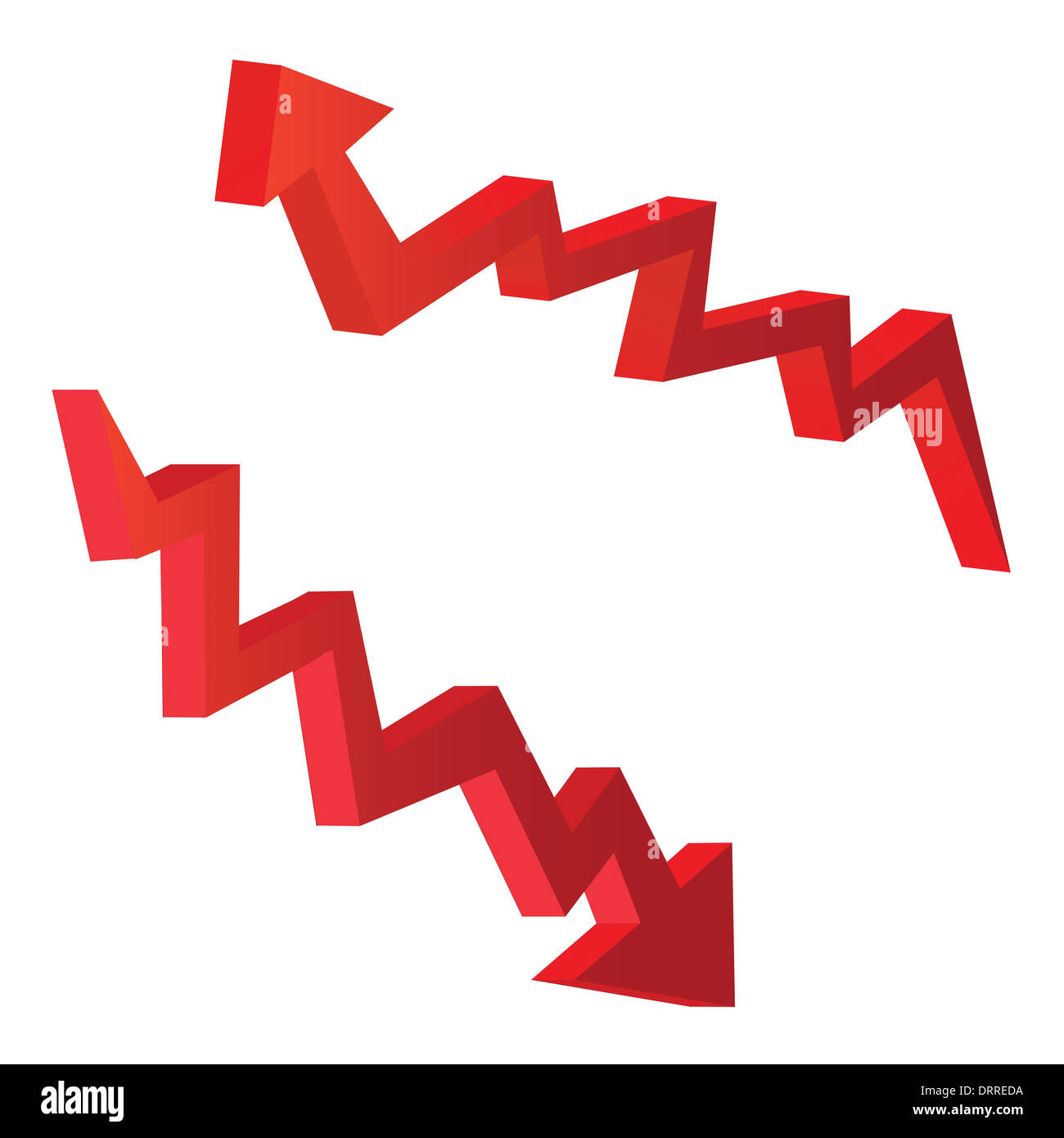Downward Arrow Stock Photos & Downward Arrow Stock Images - Alamy