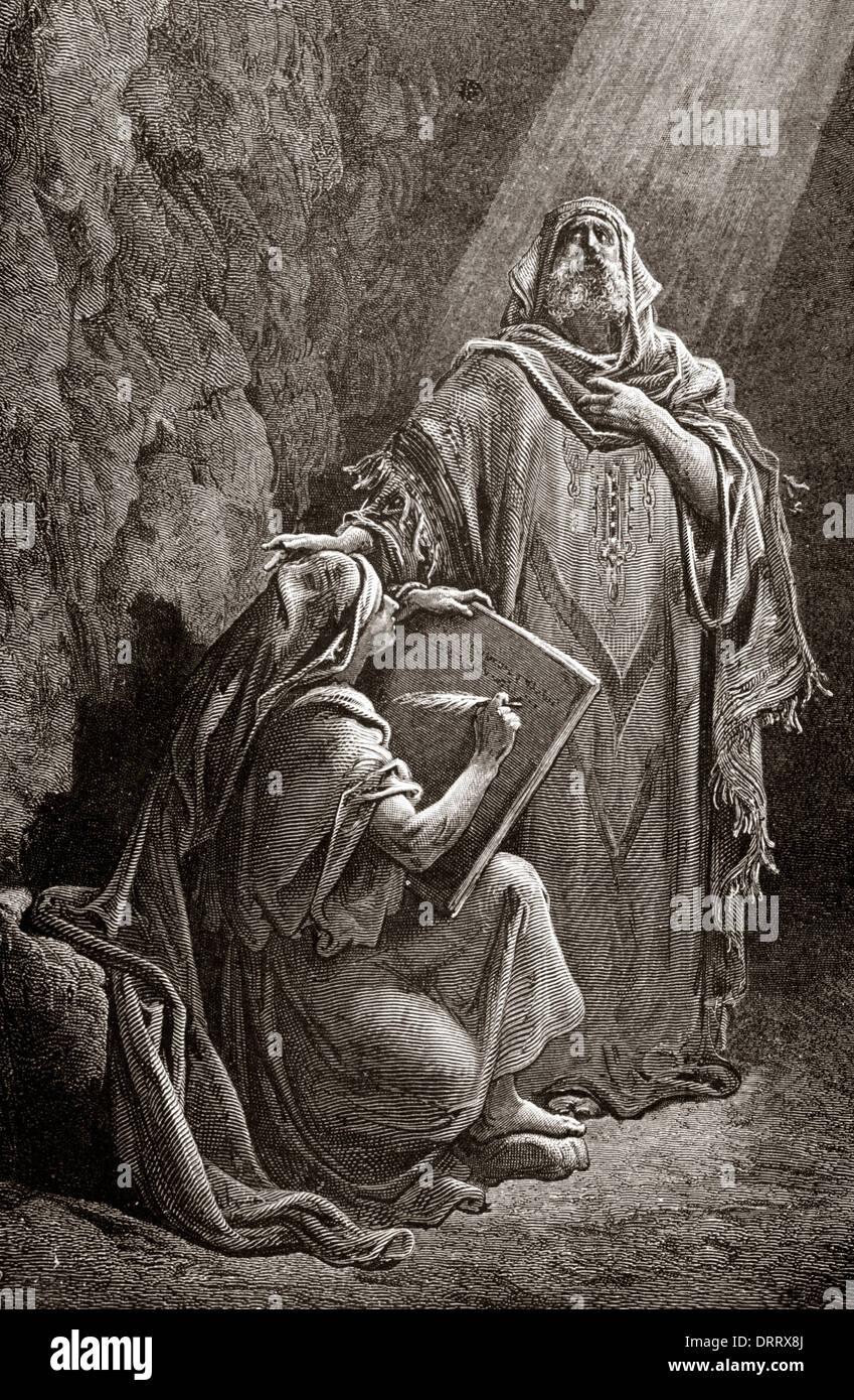 Jewish Prophet Jeremiah By Baruch Stock Photo