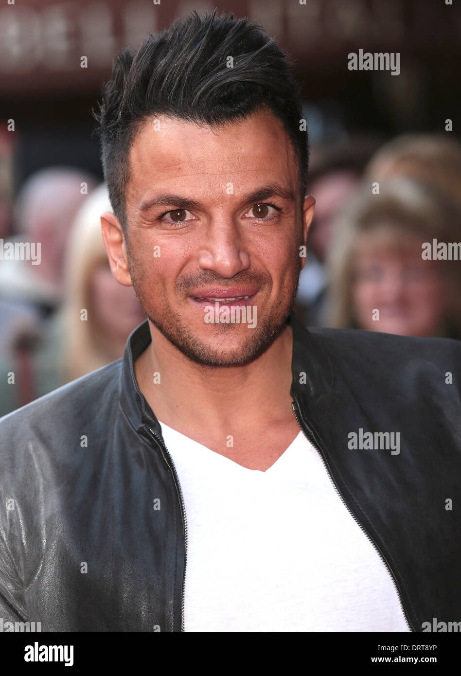 Peter andre uk film premiere stock photos peter andre uk film london uk 1st february 2014 peter andre arrives for the vip gala screening of m4hsunfo