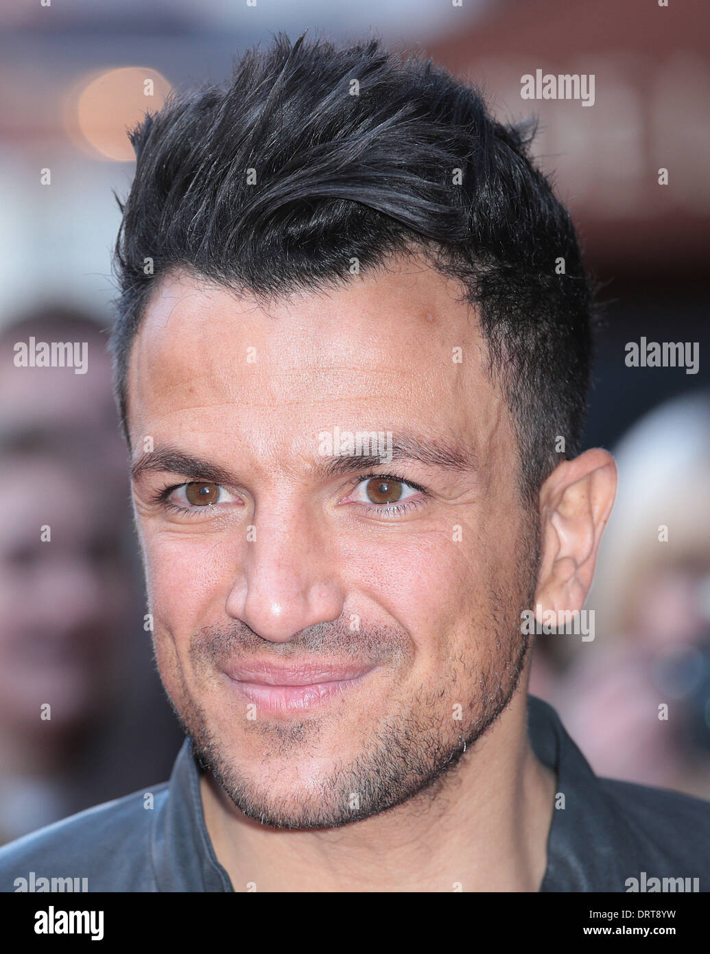 London uk 1st february 2014 peter andre arrives for the vip gala london uk 1st february 2014 peter andre arrives for the vip gala screening of mr peabody sherman 3d at vue cinema leicester square london photo mrp m4hsunfo