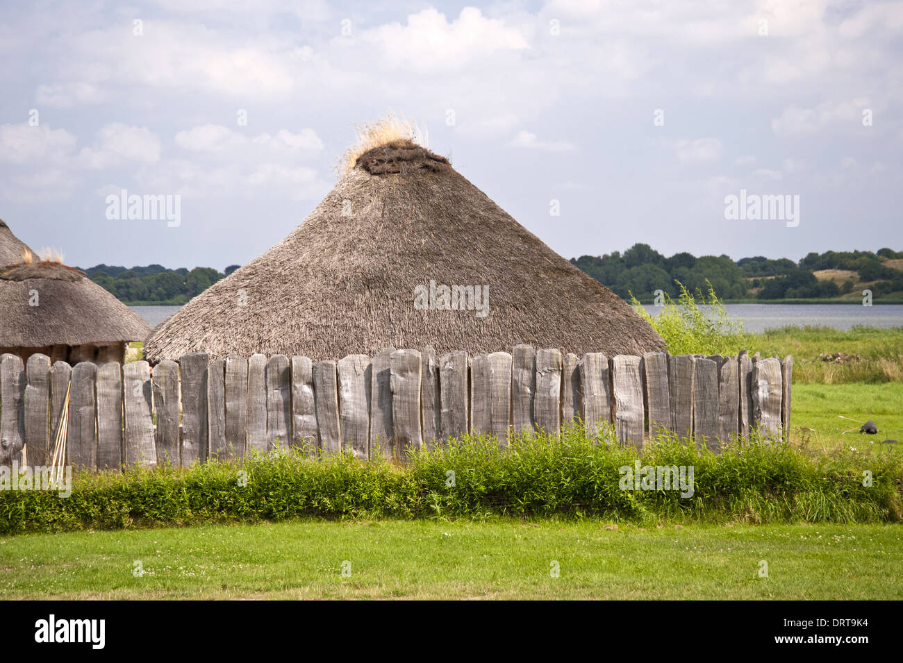 Hedeby - Stock Image