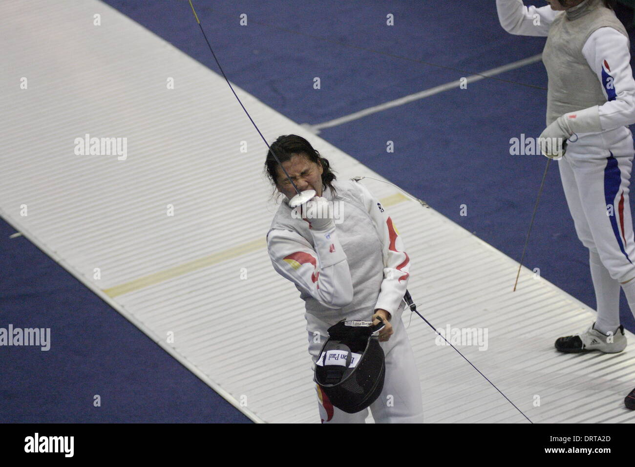 Ellen Preis foil fencer, Olympic champion and 3-time world champion Ellen Preis foil fencer, Olympic champion and 3-time world champion new picture