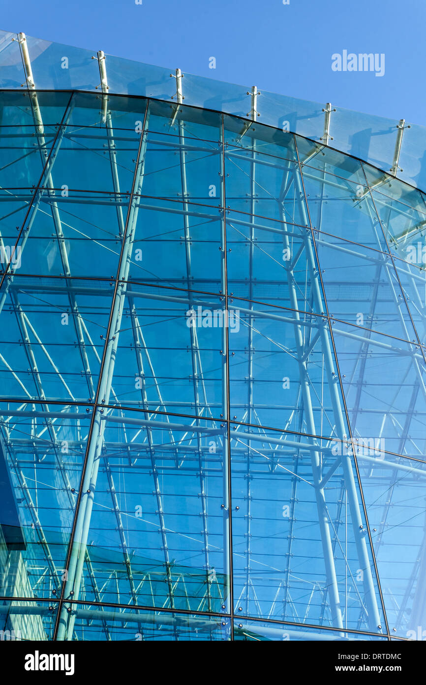 Bullring Shopping Centre, Birmingham, West Midlands, England - Stock Image