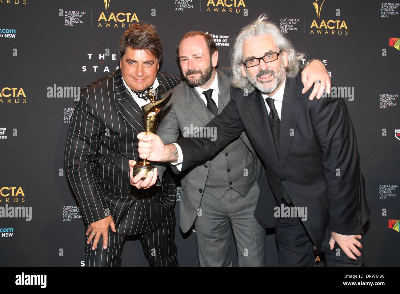 2014 Aacta Award For Best Reality Television Series Masterchef