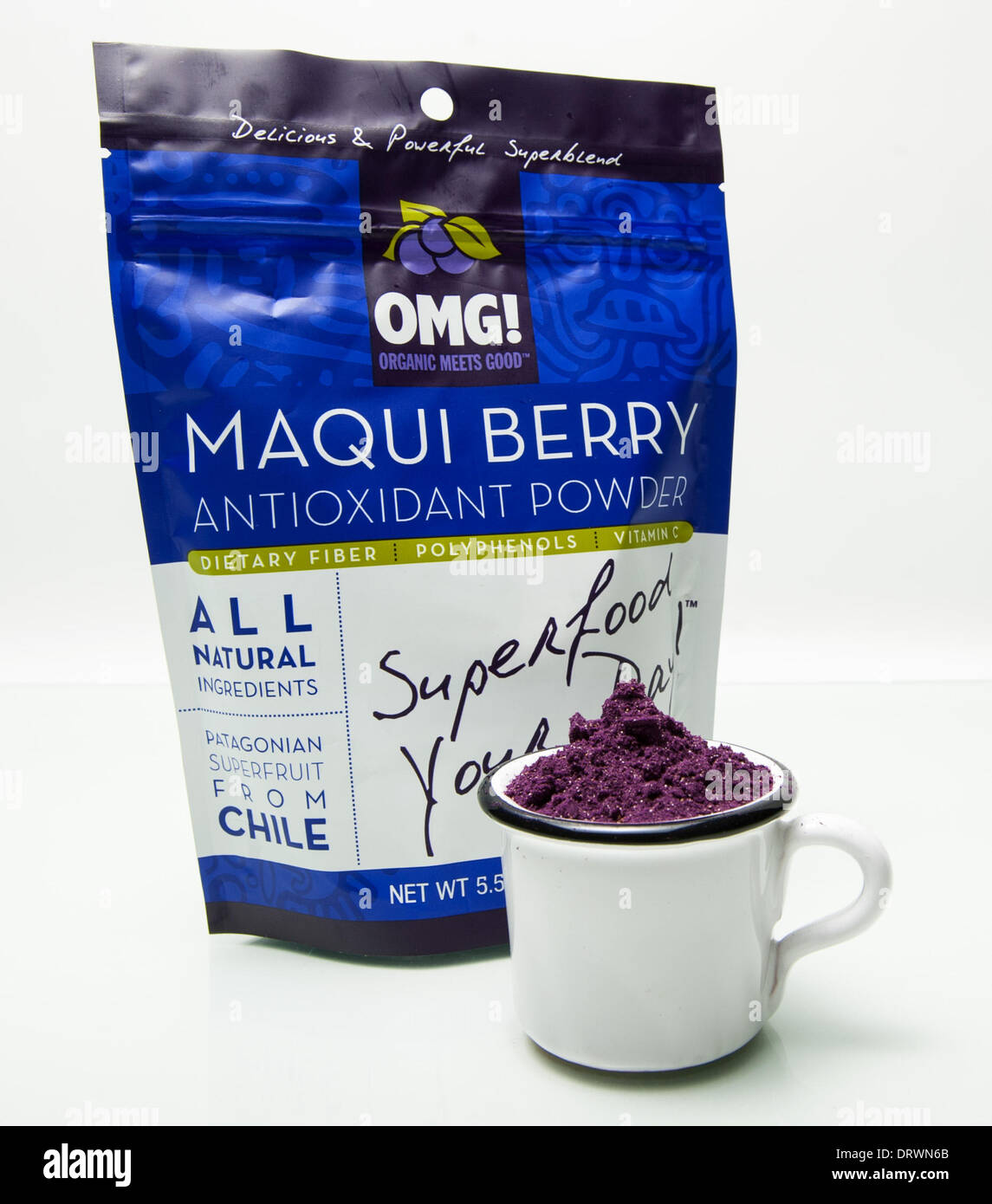 Maqui Berry High Resolution Stock Photography And Images Alamy