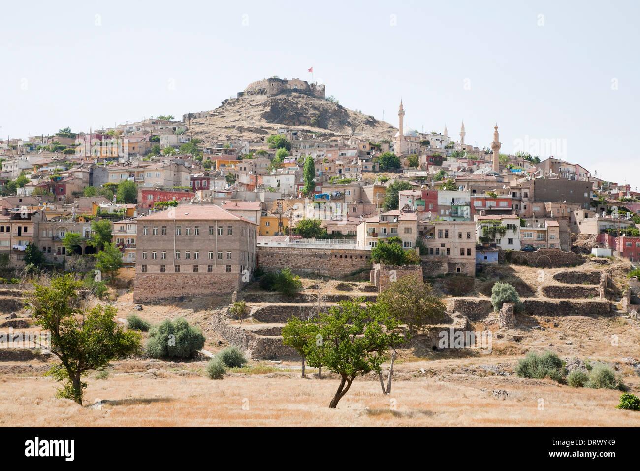 nevsehir, cappadocia, anatolia, turkey, asia - Stock Image