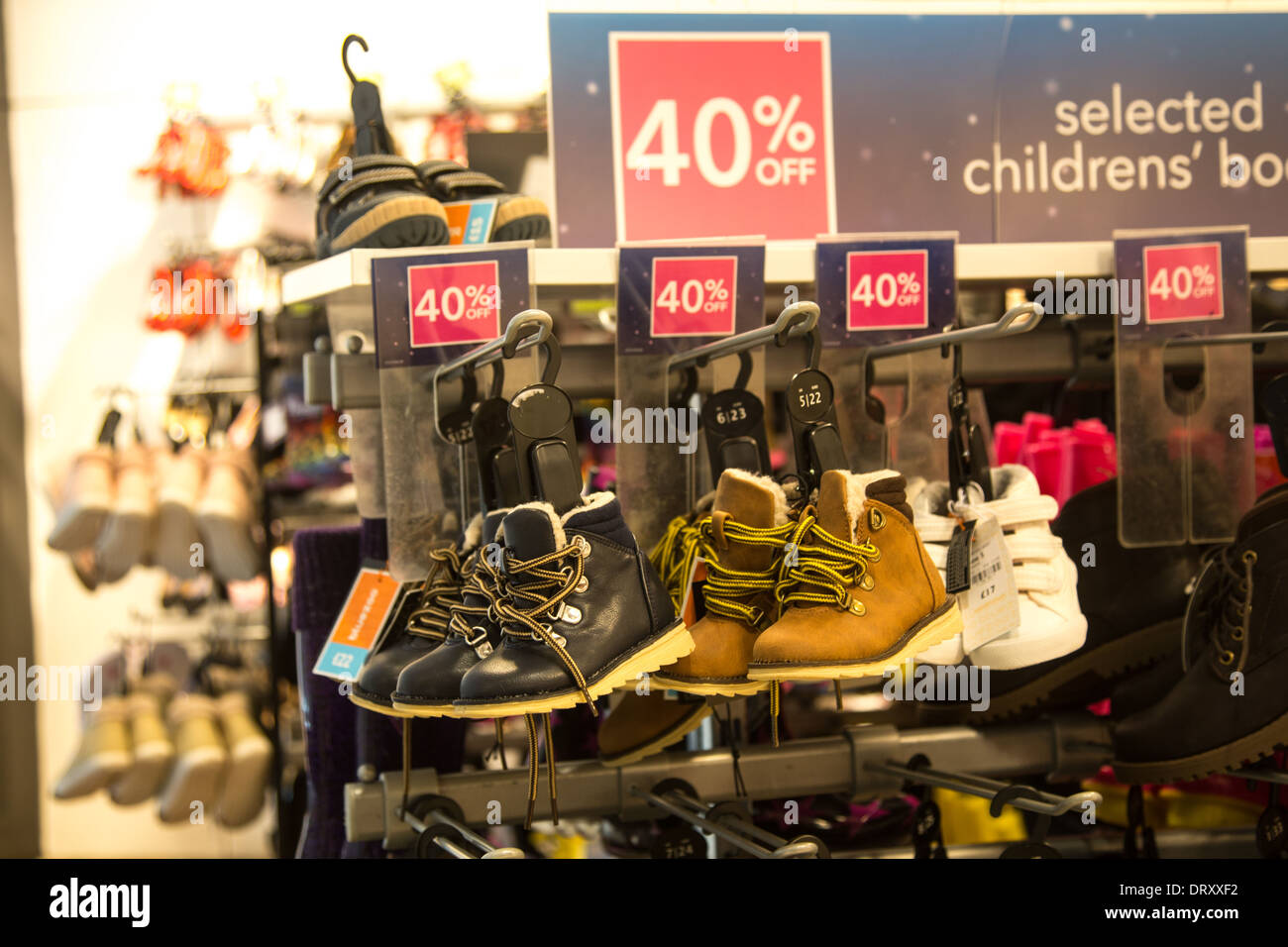 Kids Shoes and Boots on sale at