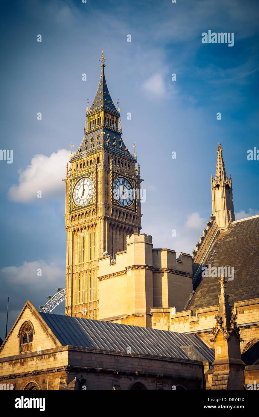 Big Ben - Stock Image