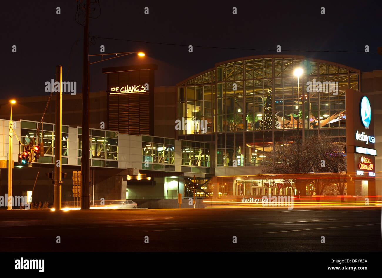 vans destiny mall