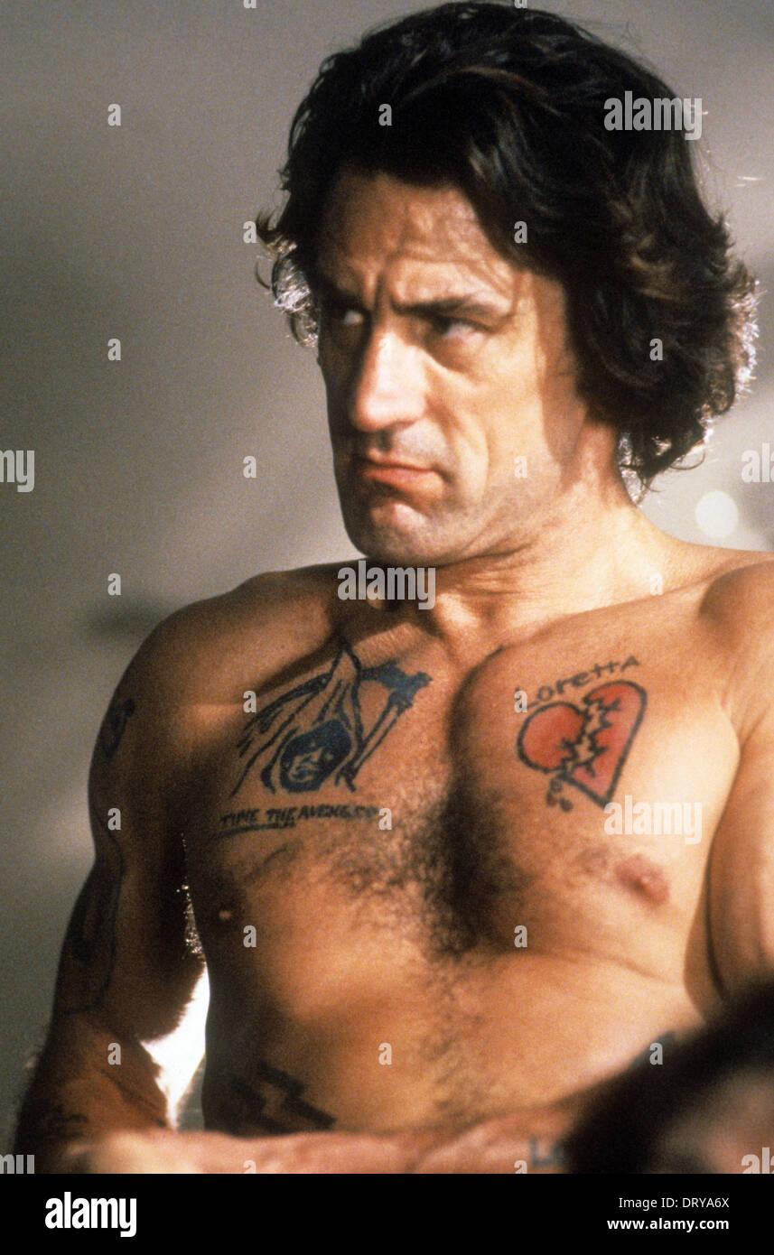 CAPE FEAR 1991 Amblin Entertainment film with Robert De Niro Stock Photo