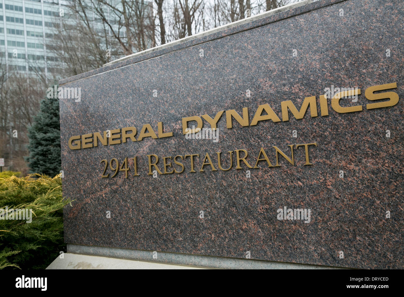 Headquarters General Dynamics In Falls Stock Photos & Headquarters
