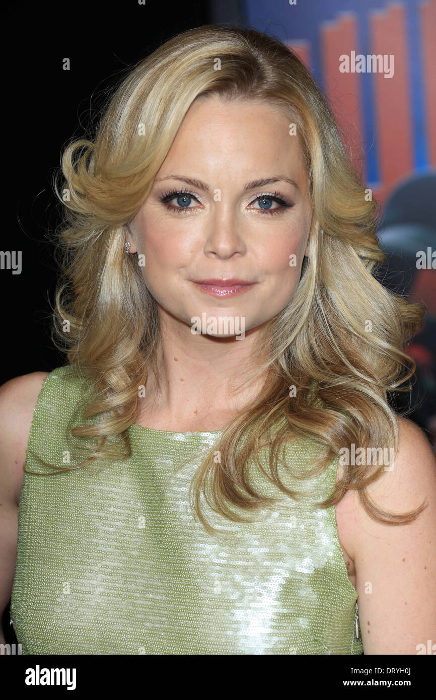 Marisa Coughlan at the 'Wreck-It Ralph' Film Premiere, El Capitan, Hollywood, CA 10-29-12 - Stock Image