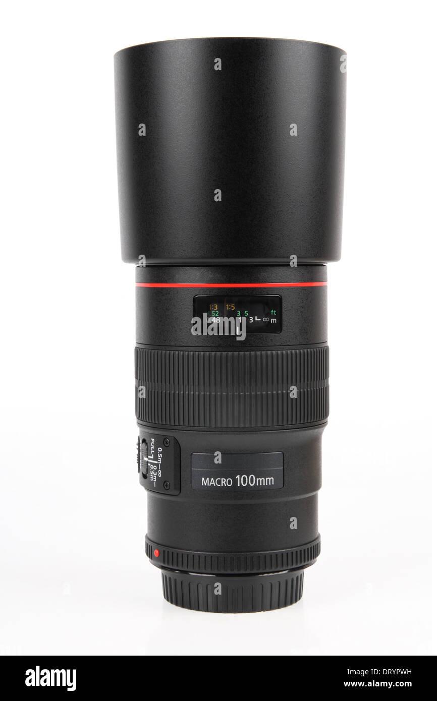 macro lens Stock Photo