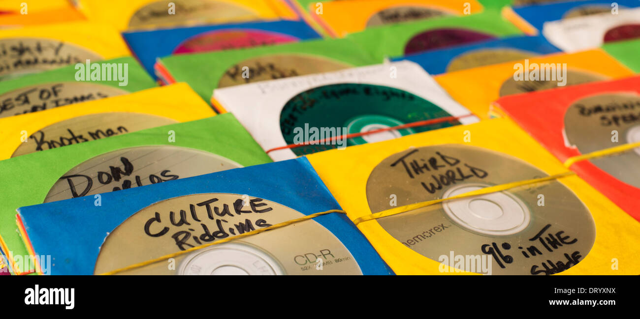 Music Cds Home Stock Photos & Music Cds Home Stock Images - Alamy