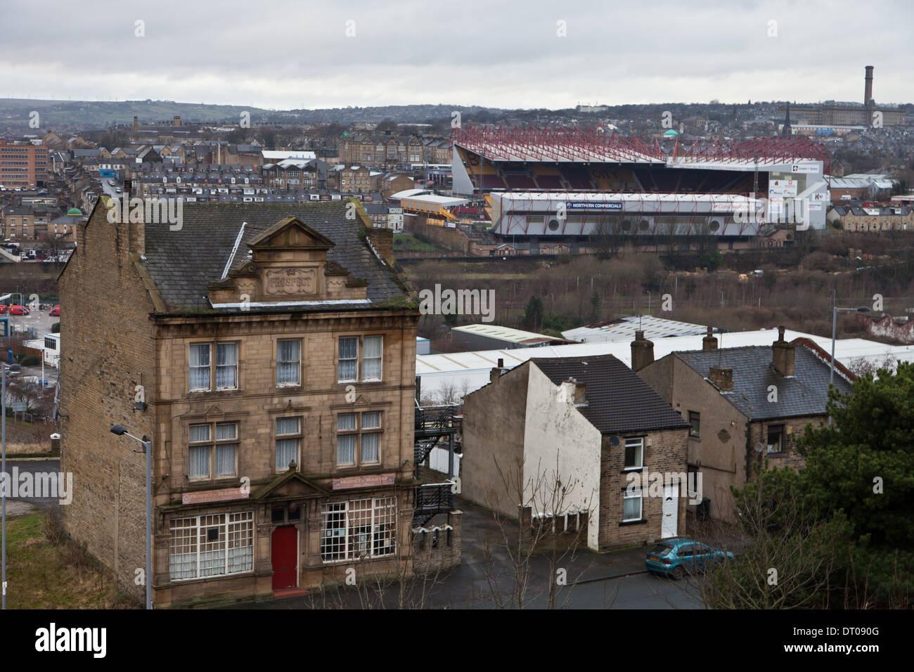 Bradford City Stock Photos & Bradford City Stock Images