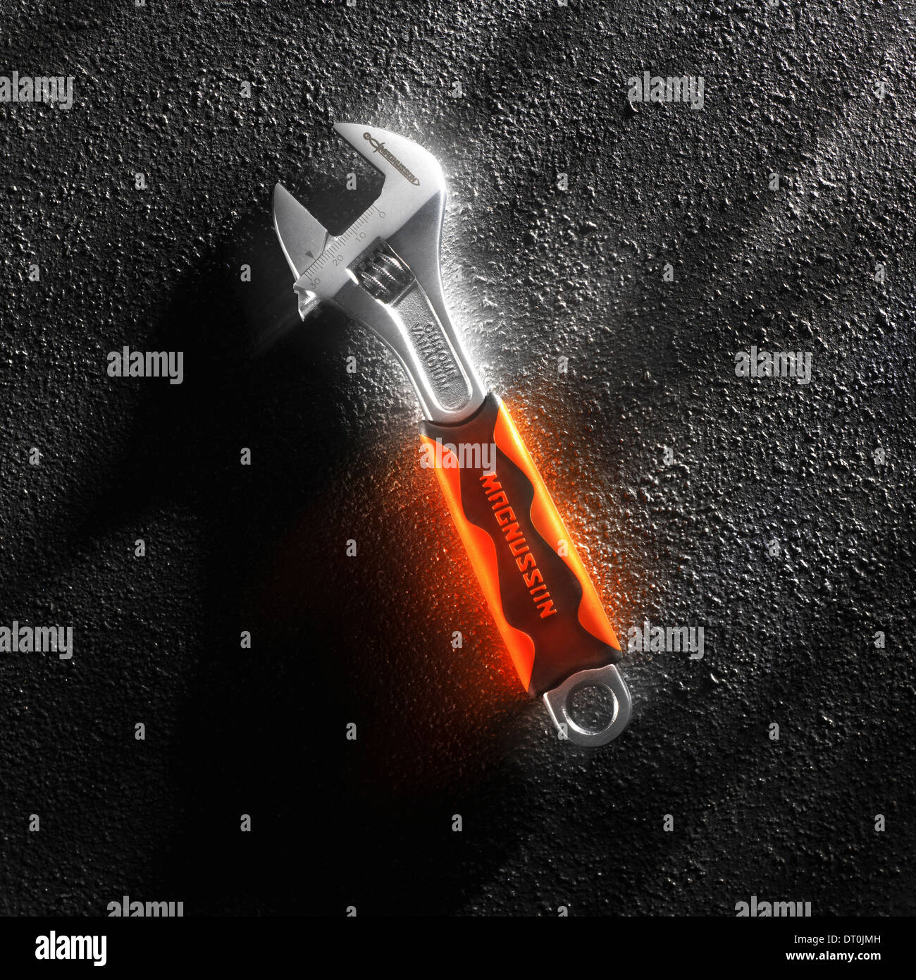 Spanner - Stock Image