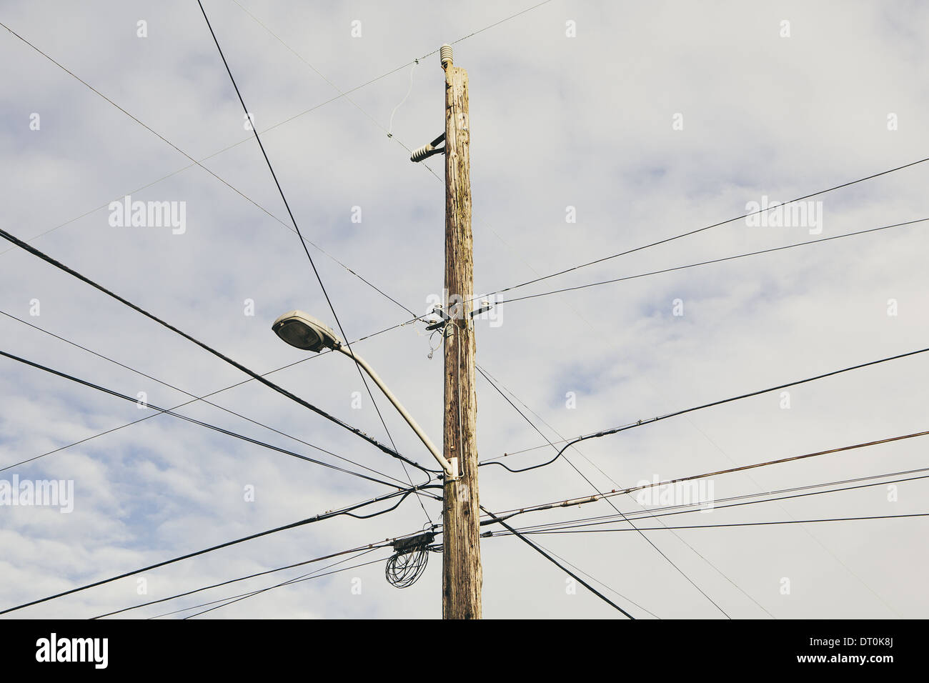 Telephone Wires Stock Photos & Telephone Wires Stock Images - Alamy
