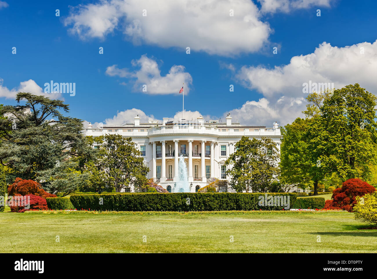 The White House - Stock Image