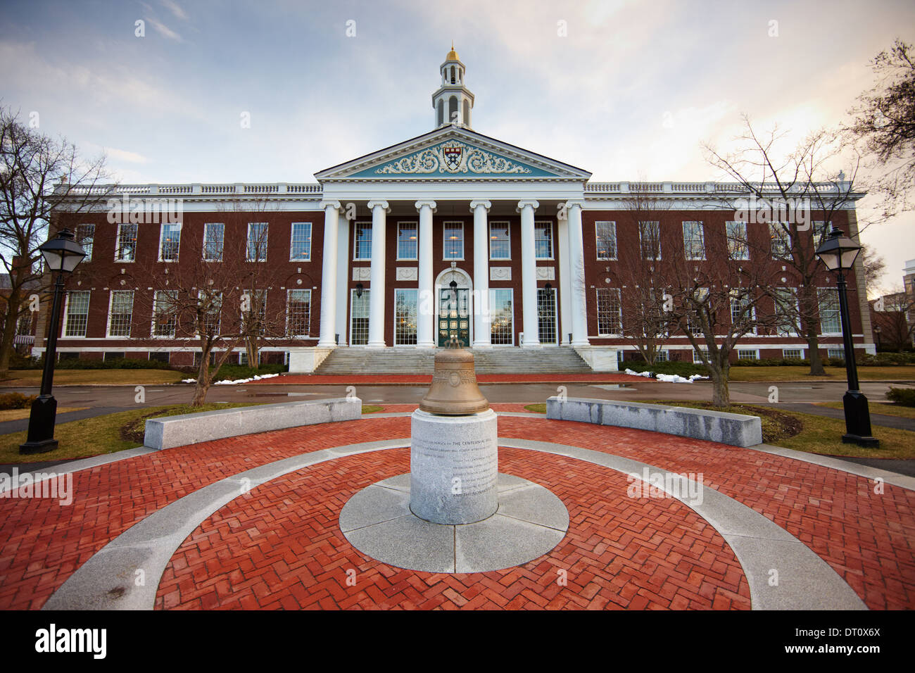 06.04.2011, USA, Harvard University, Bloomberg - Stock Image