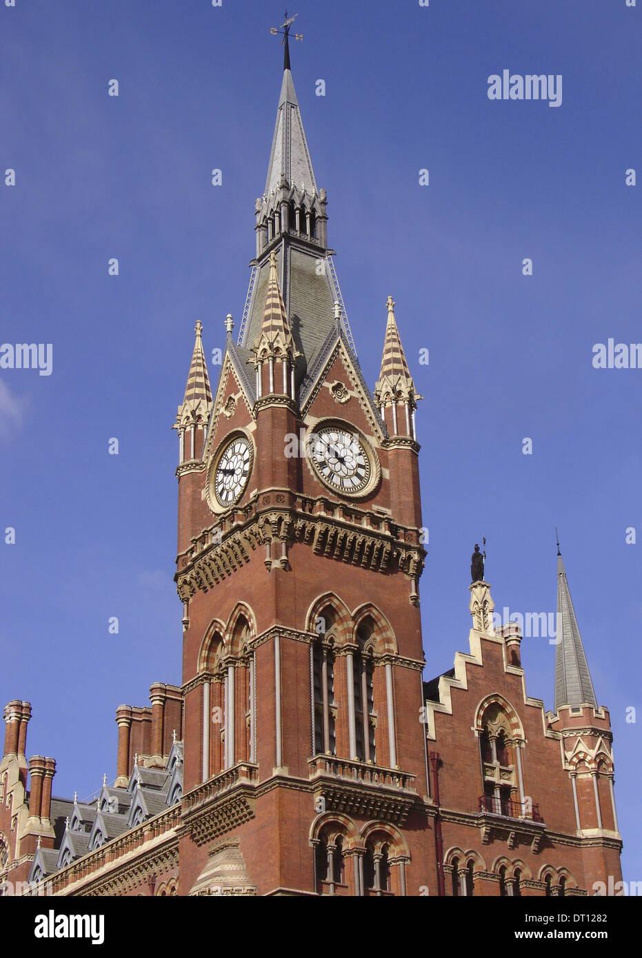 Top 10 London Hotels Near London King's Cross Station