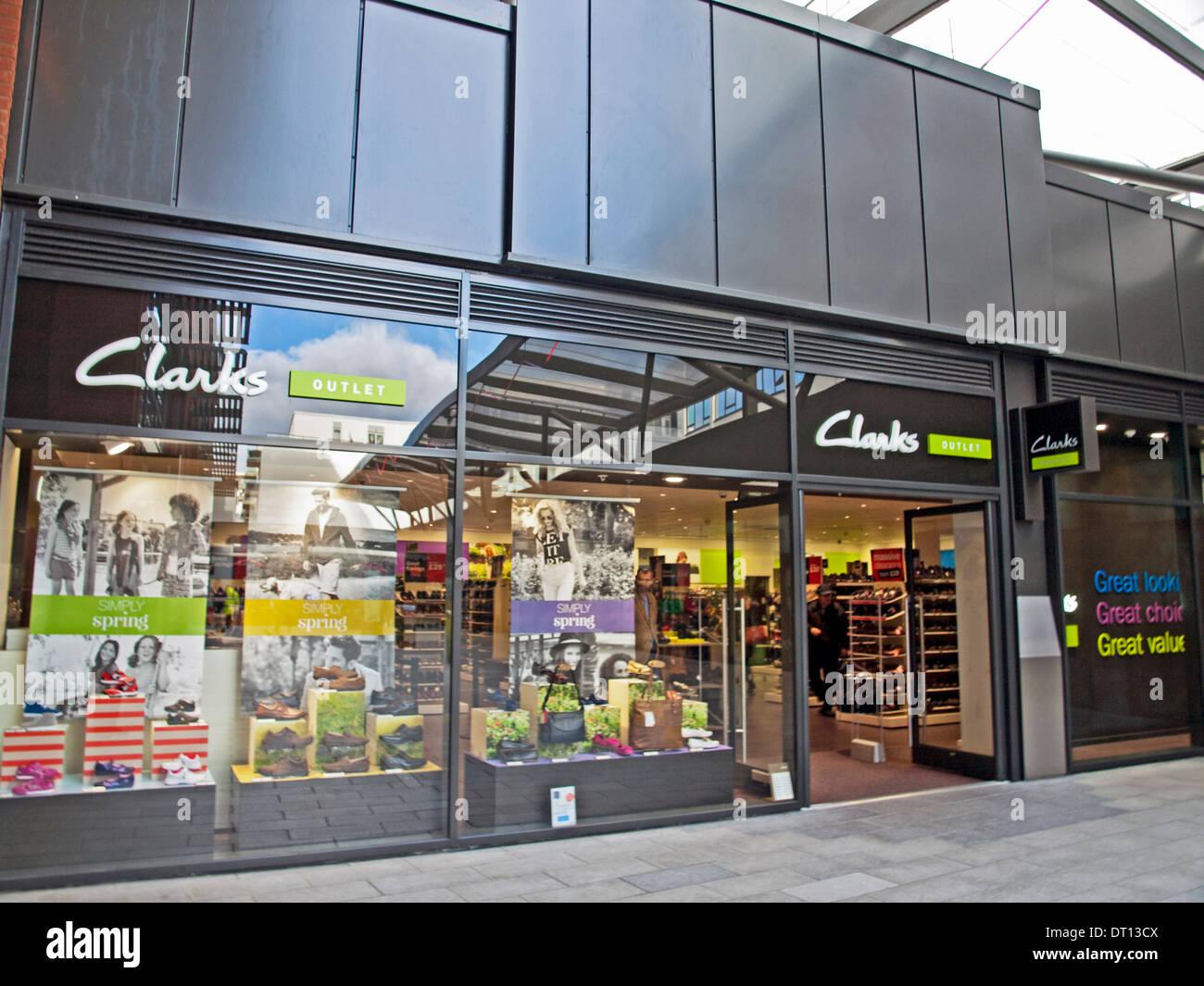 36e1750605712d Clarks Outlet at the London Designer Outlet