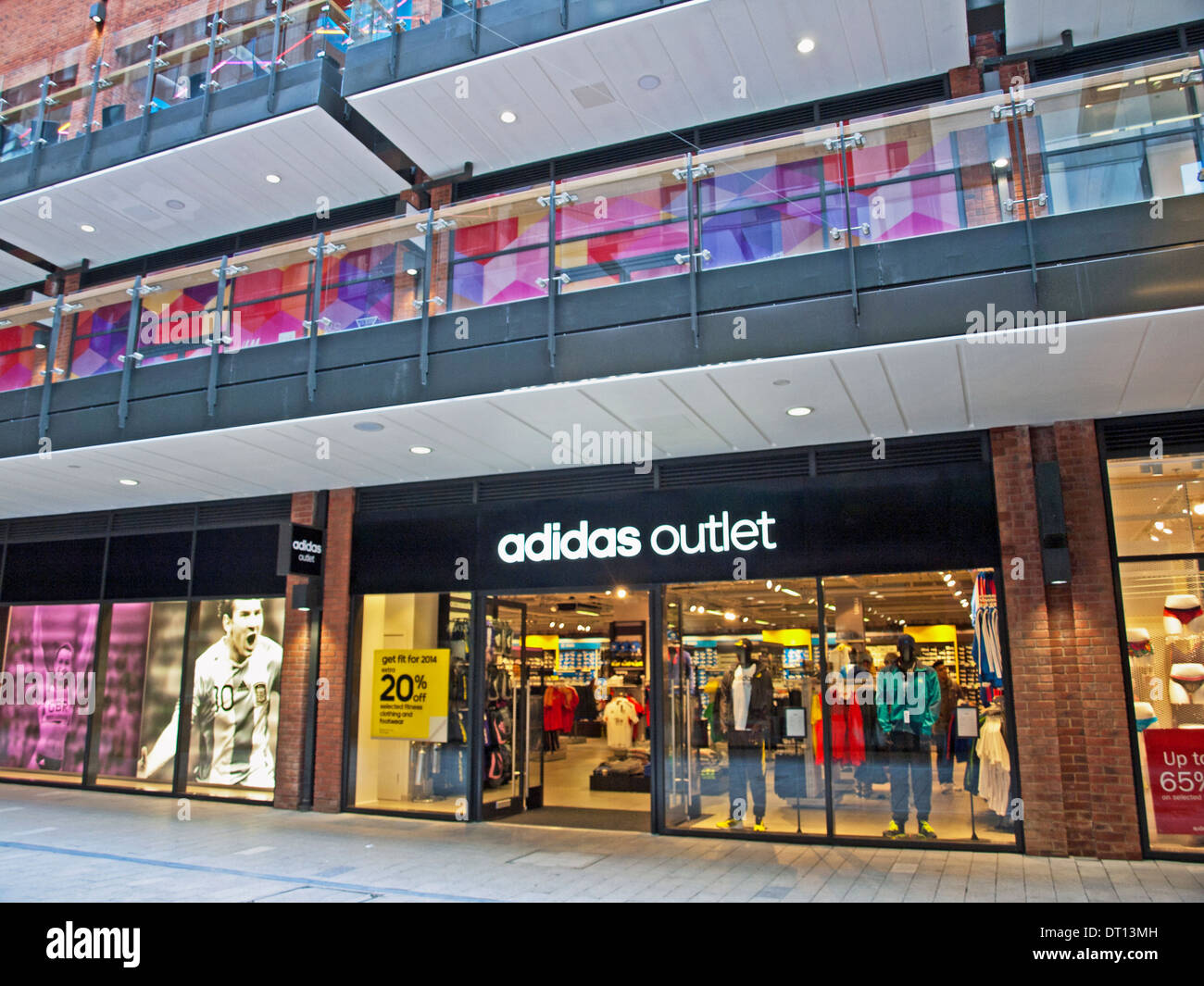 pas mal adc04 ff4b3 Adidas Outlet at the London Designer Outlet, Wembley, London ...
