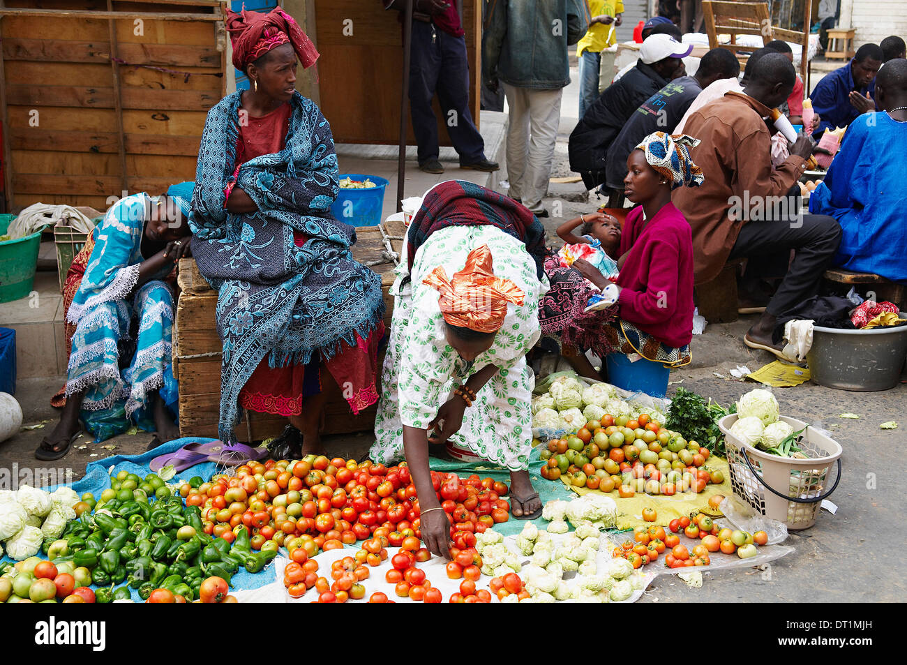 Market Day Food Orders