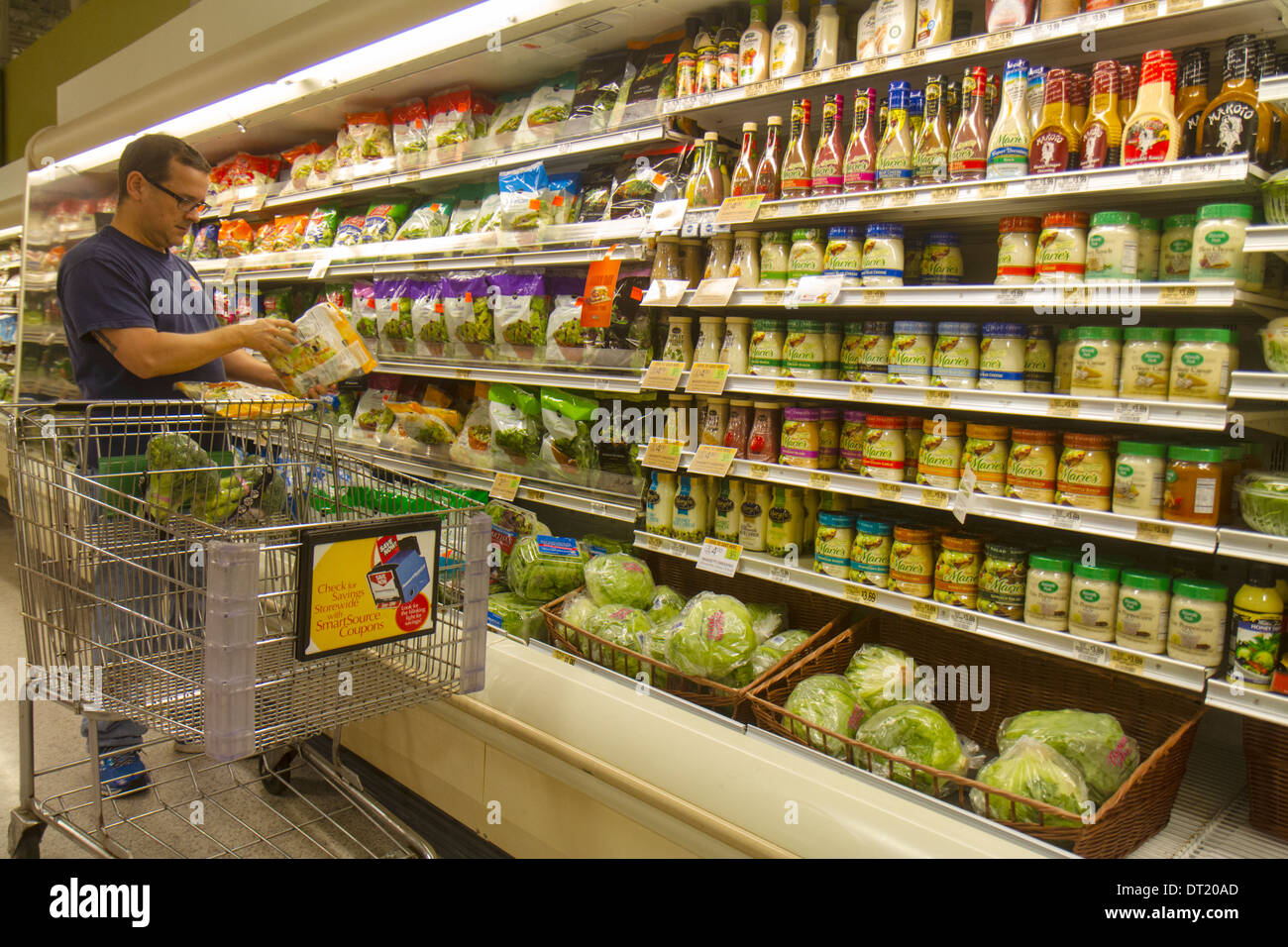 Florida Fl South Naples Publix Grocery Store Supermarket Food Stock Photo Alamy