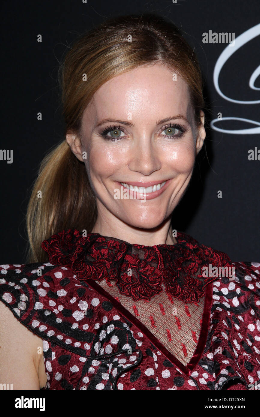 Leslie Mann at the 8th Annual Pink Party, Hangar 8, Santa Monica, CA 10-27-12 - Stock Image