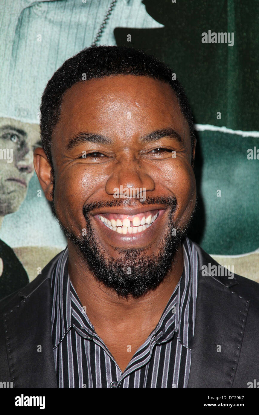Michael Jai White at the 'Alex Cross' Los Angeles Premiere, Arclight, Hollywood, CA 10-15-12 - Stock Image