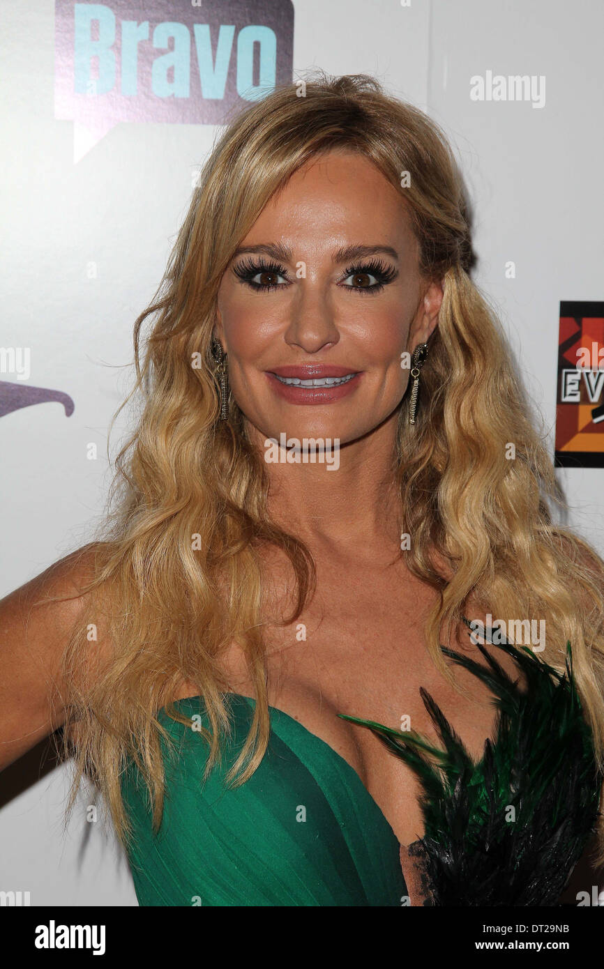 Taylor Armstrong at 'The Real Housewives of Beverly Hills' Season Three Premiere Party, Roosevelt Hotel, Hollywood, CA 10-21-12 - Stock Image