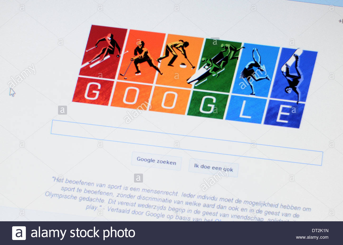 Google Home Page Stock Photos & Google Home Page Stock Images - Alamy
