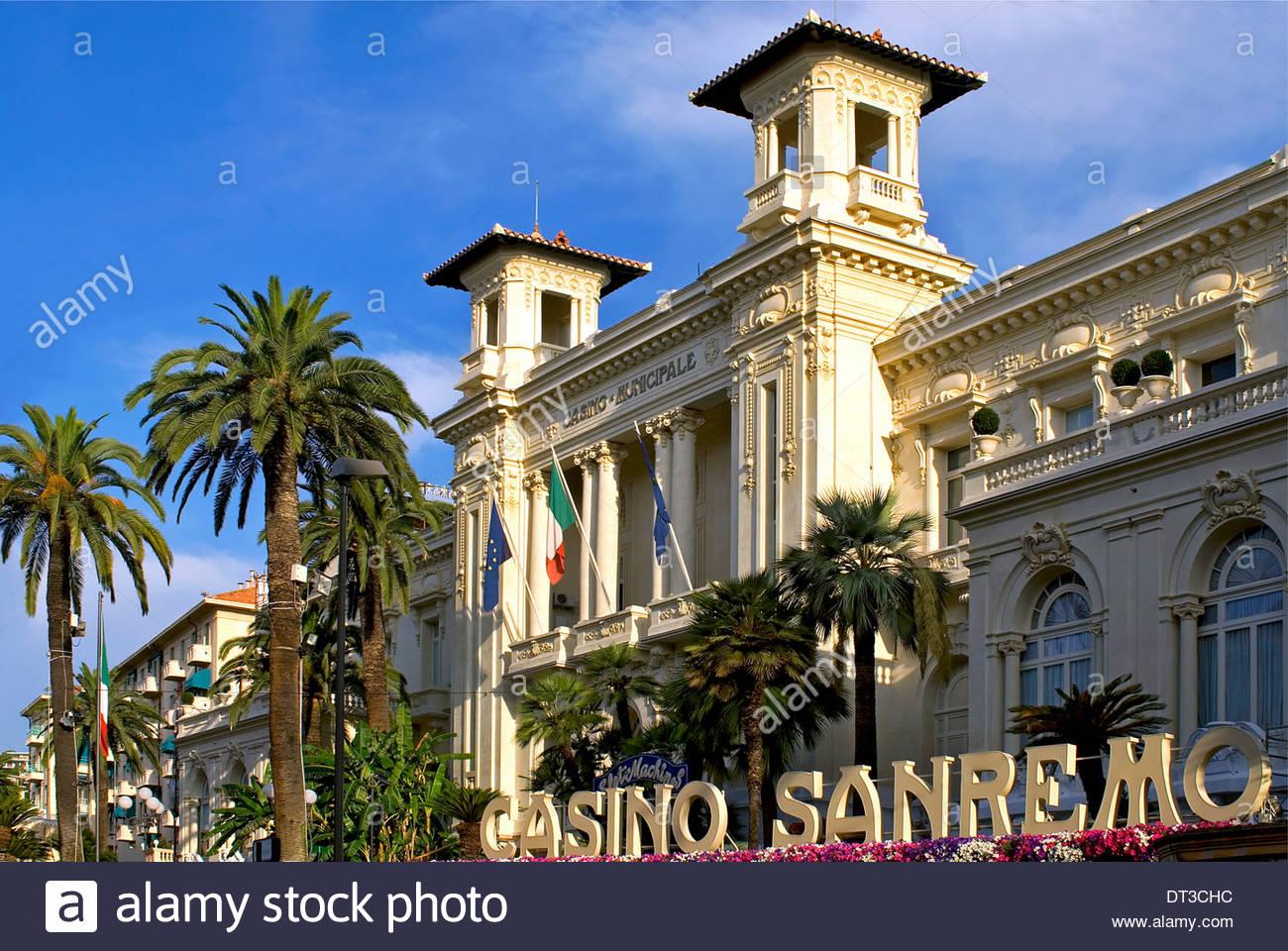 Casino municipale san remo