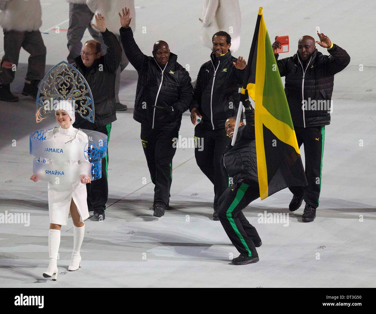 Jamaican Bobsled High Resolution Stock Photography And Images Alamy