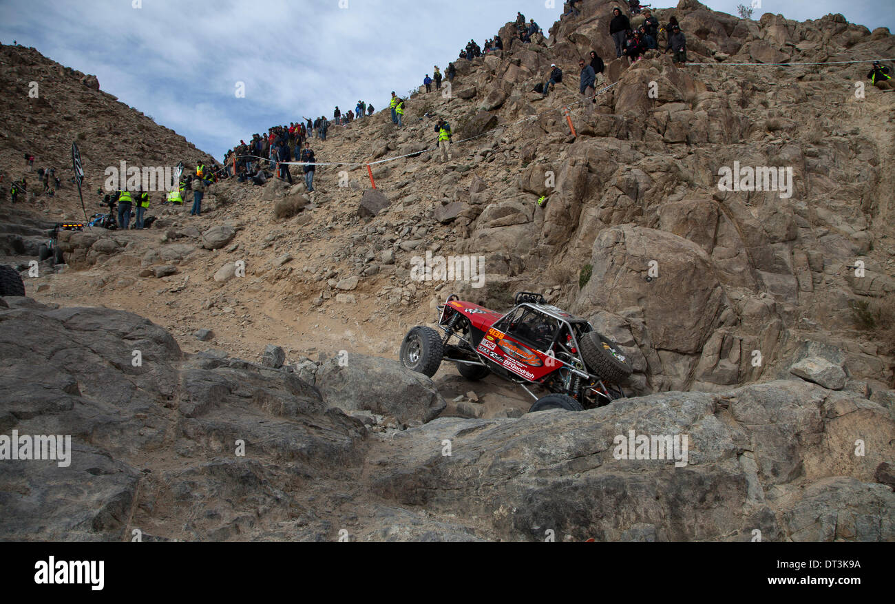 Scenes from the KING of the HAMMERS - Ultra4 Racing in