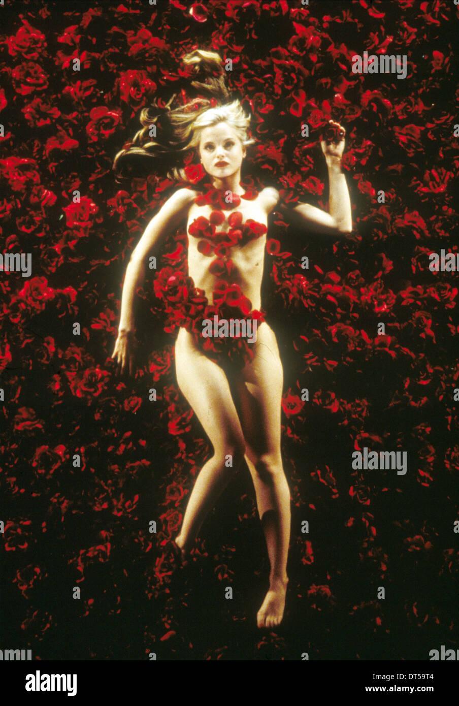 Mena Suvari American Beauty 1999 Stock Photo Alamy