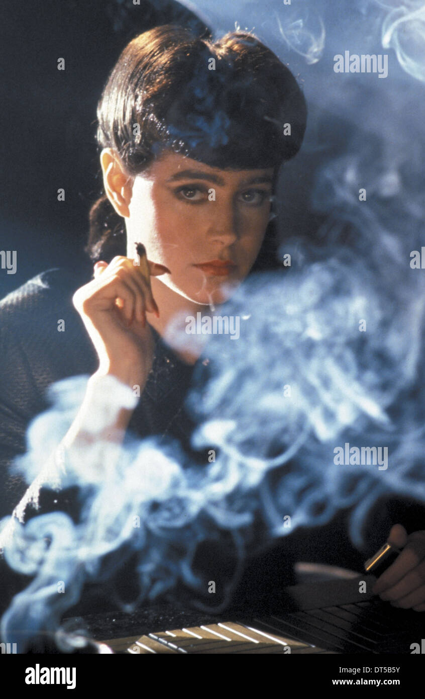 SEAN YOUNG BLADE RUNNER (1982) - Stock Image