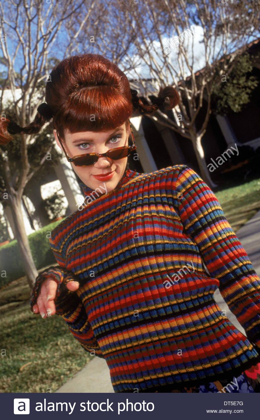 ELISA DONOVAN CLUELESS (1995) - Stock Image