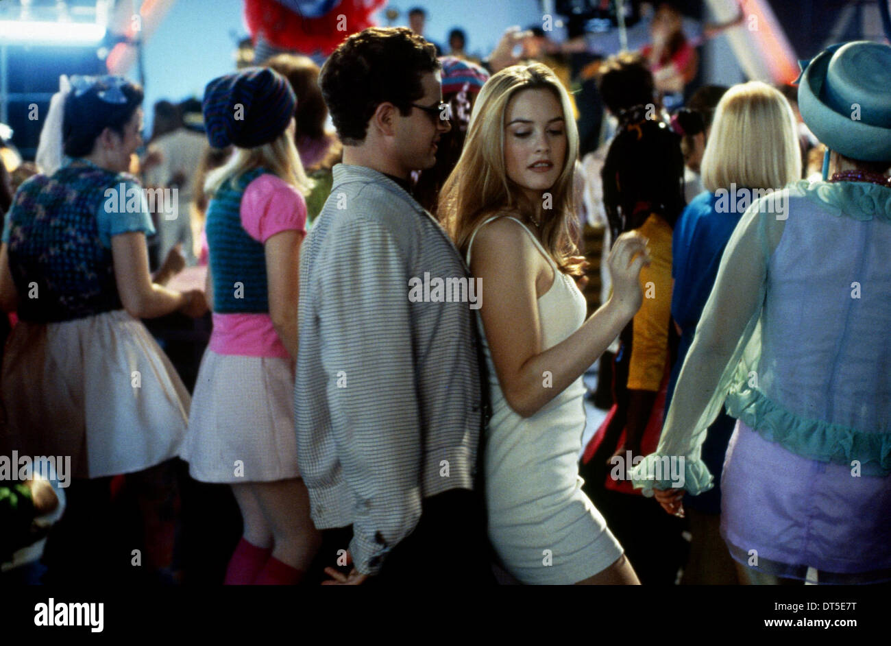 JUSTIN WALKER, ALICIA SILVERSTONE, CLUELESS, 1995 Stock