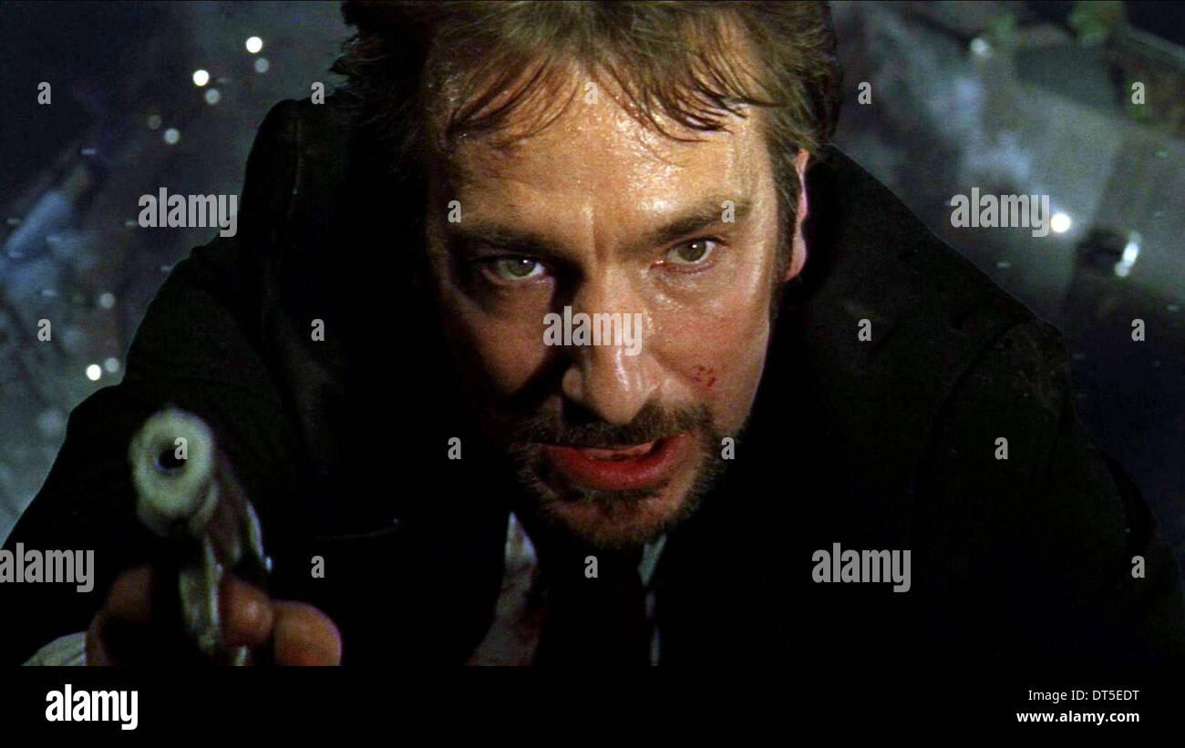 ALAN RICKMAN DIE HARD (1988) - Stock Image