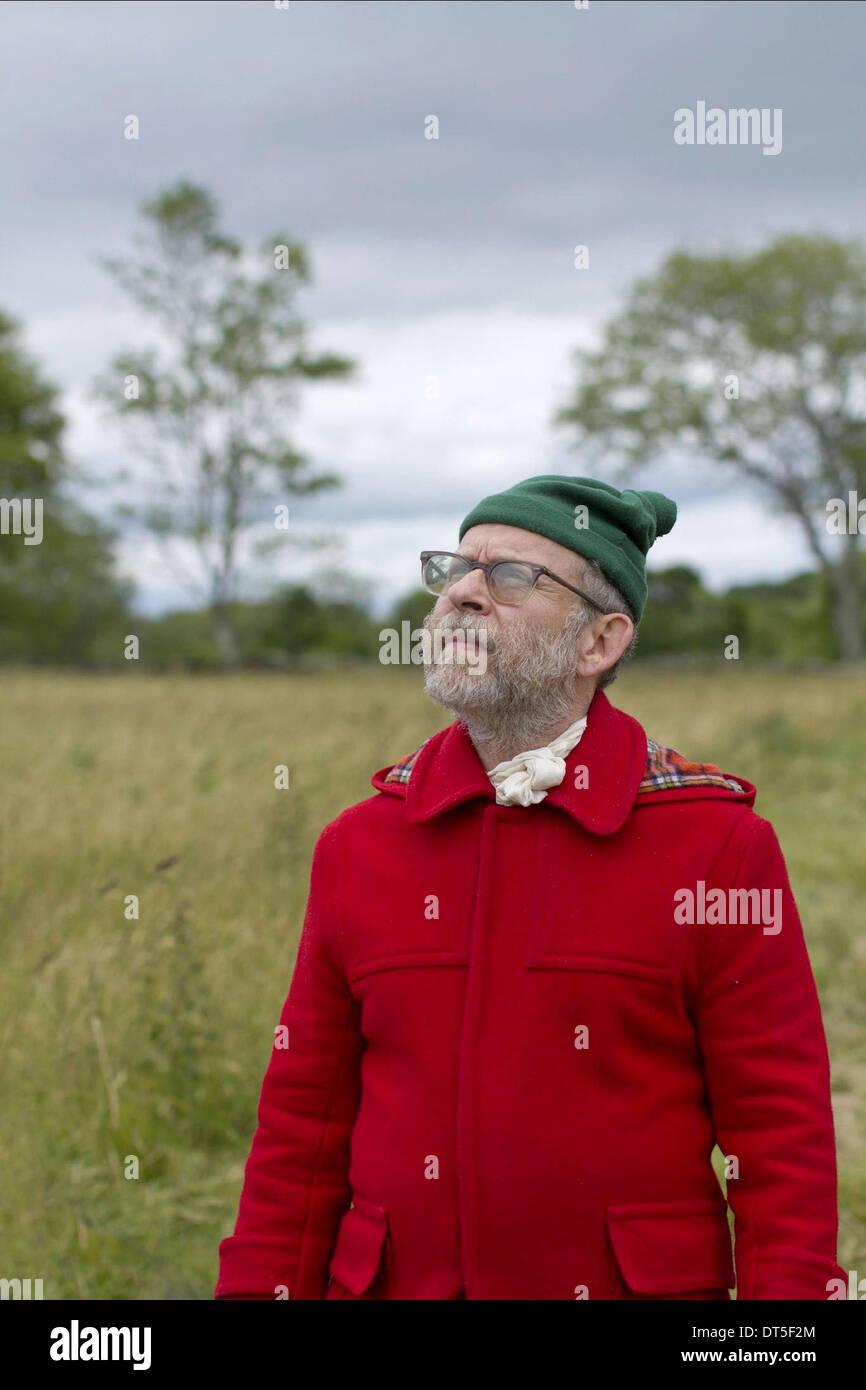 BOB BALABAN MOONRISE KINGDOM (2012) - Stock Image