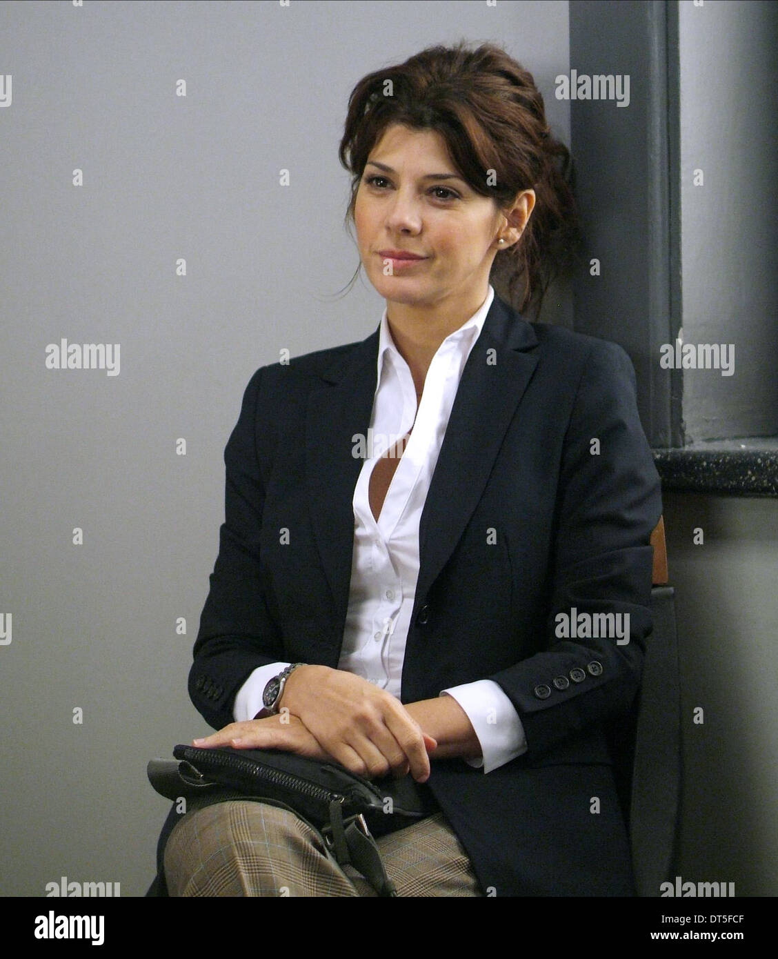 MARISA TOMEI WAR INC. (2008) - Stock Image