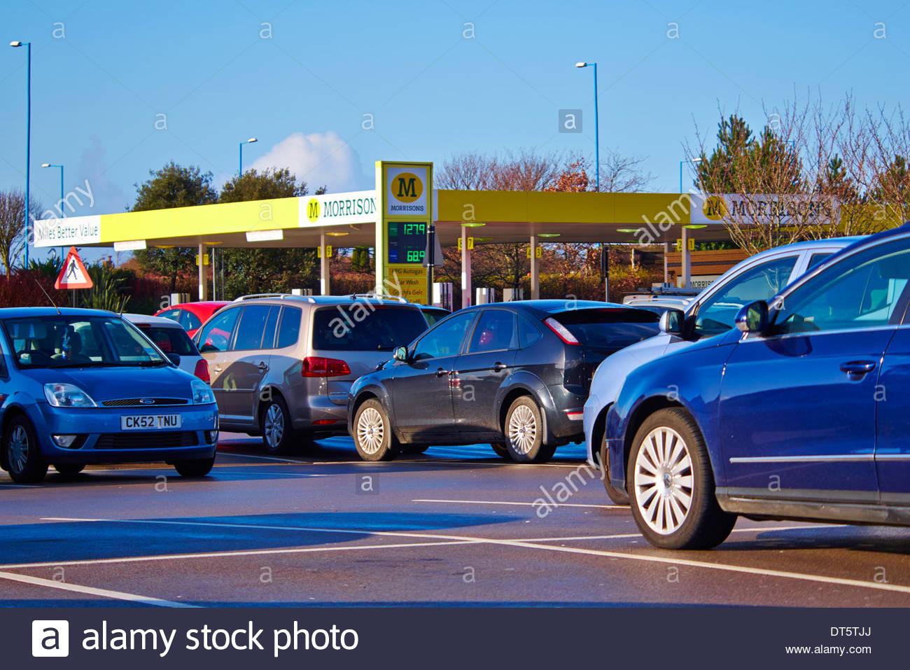 Rheidol Retail Car Park
