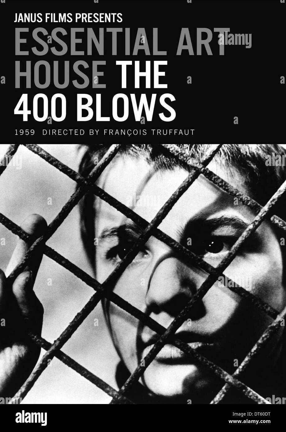 Jean pierre leaud poster the 400 blows les quatre cents coups stock photo 66514948 alamy - Les quatre cents coups film ...