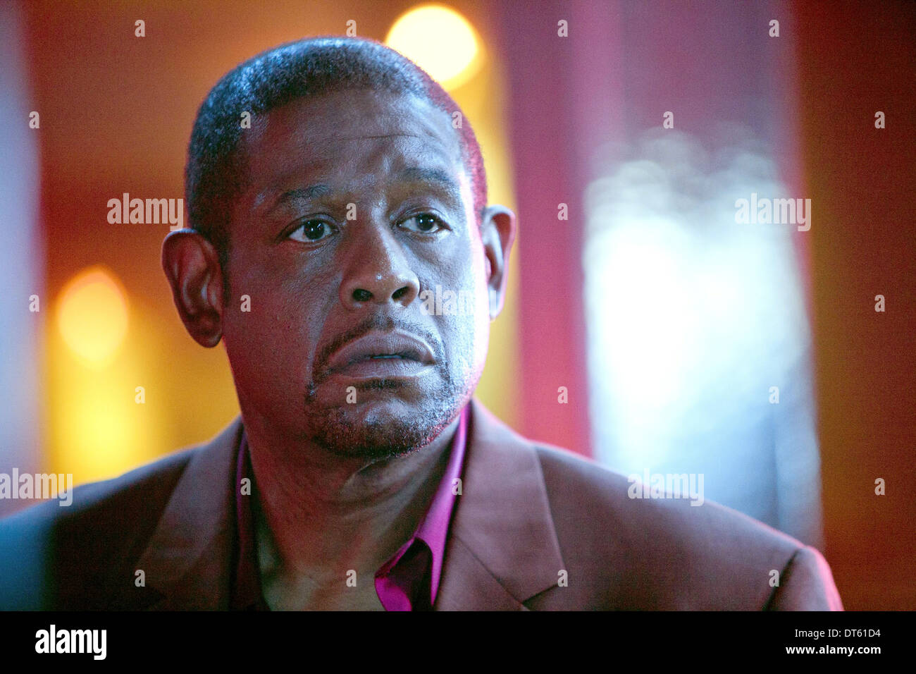 FOREST WHITAKER CATCH .44 (2011) - Stock Image