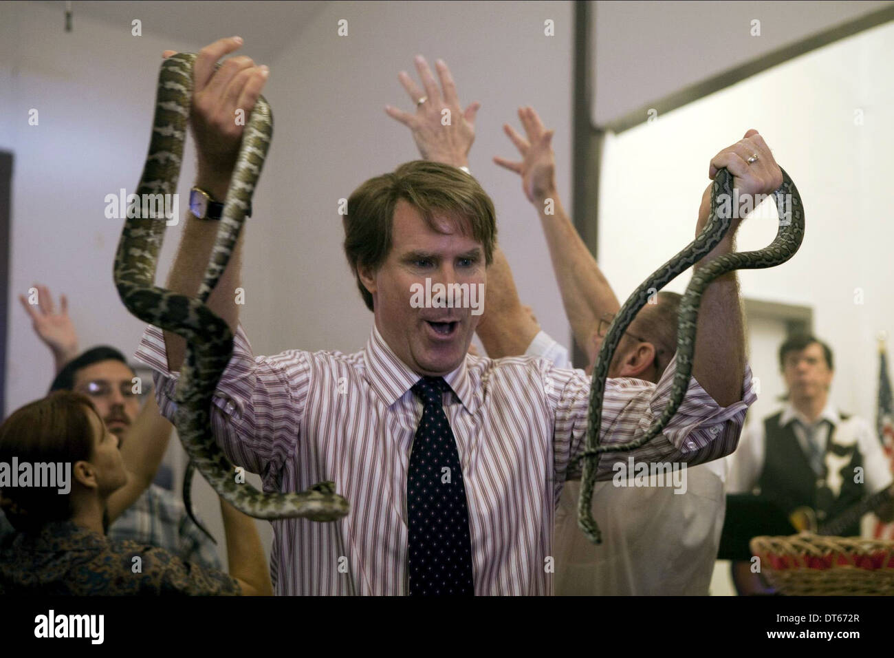 WILL FERRELL THE CAMPAIGN (2012) - Stock Image