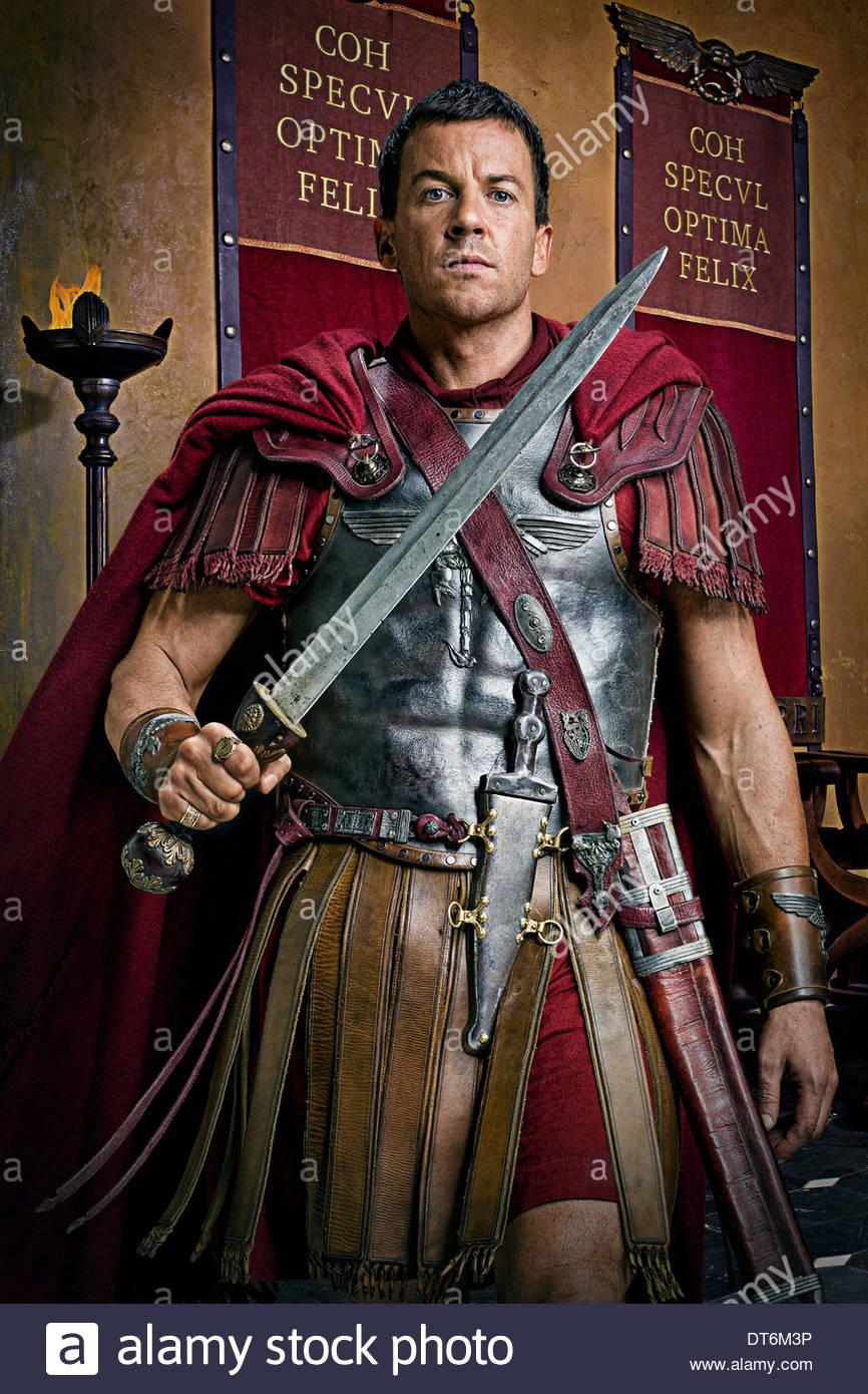 Spartacus craig parker