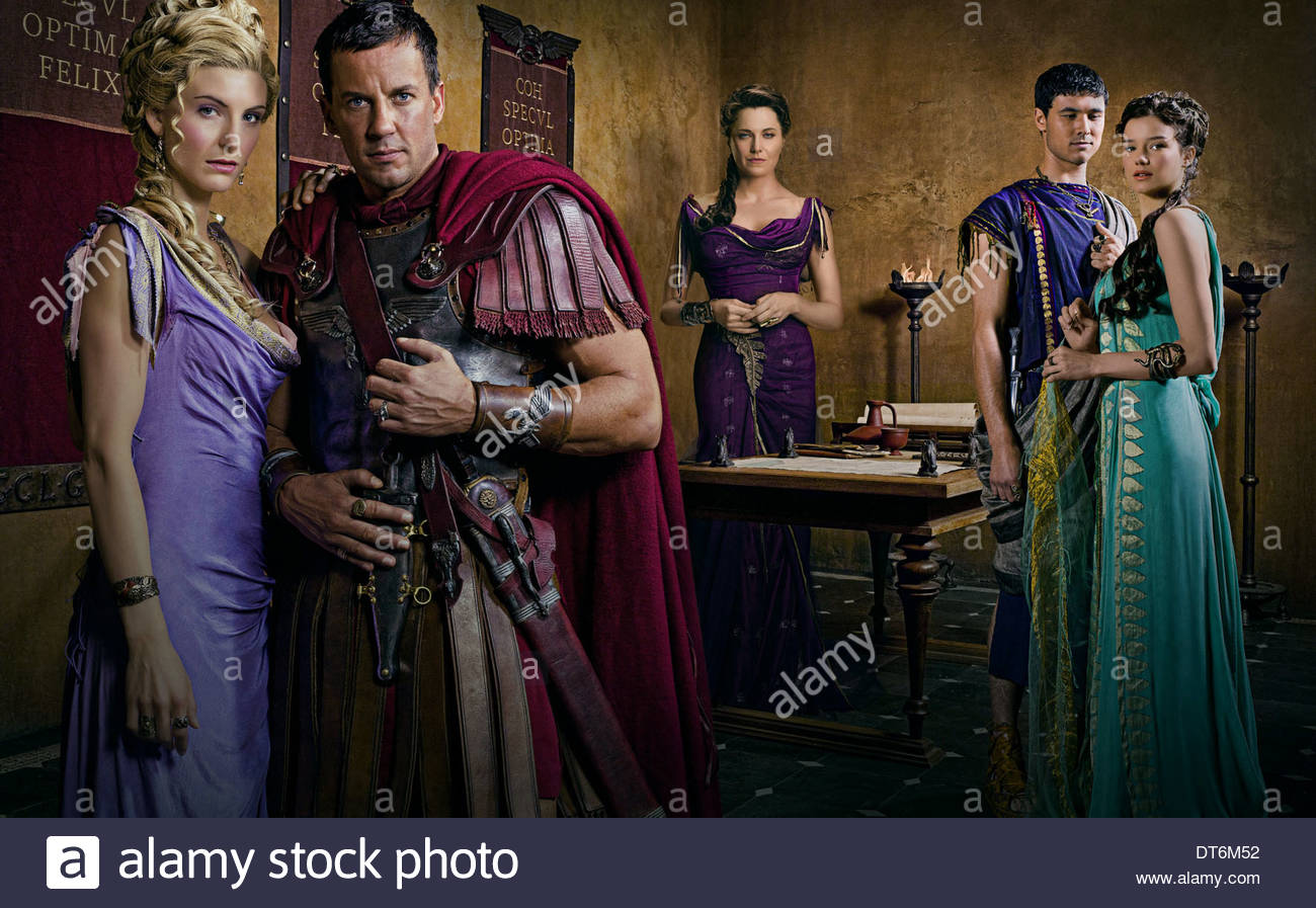 lucy lawless spartacus stock photos amp lucy lawless