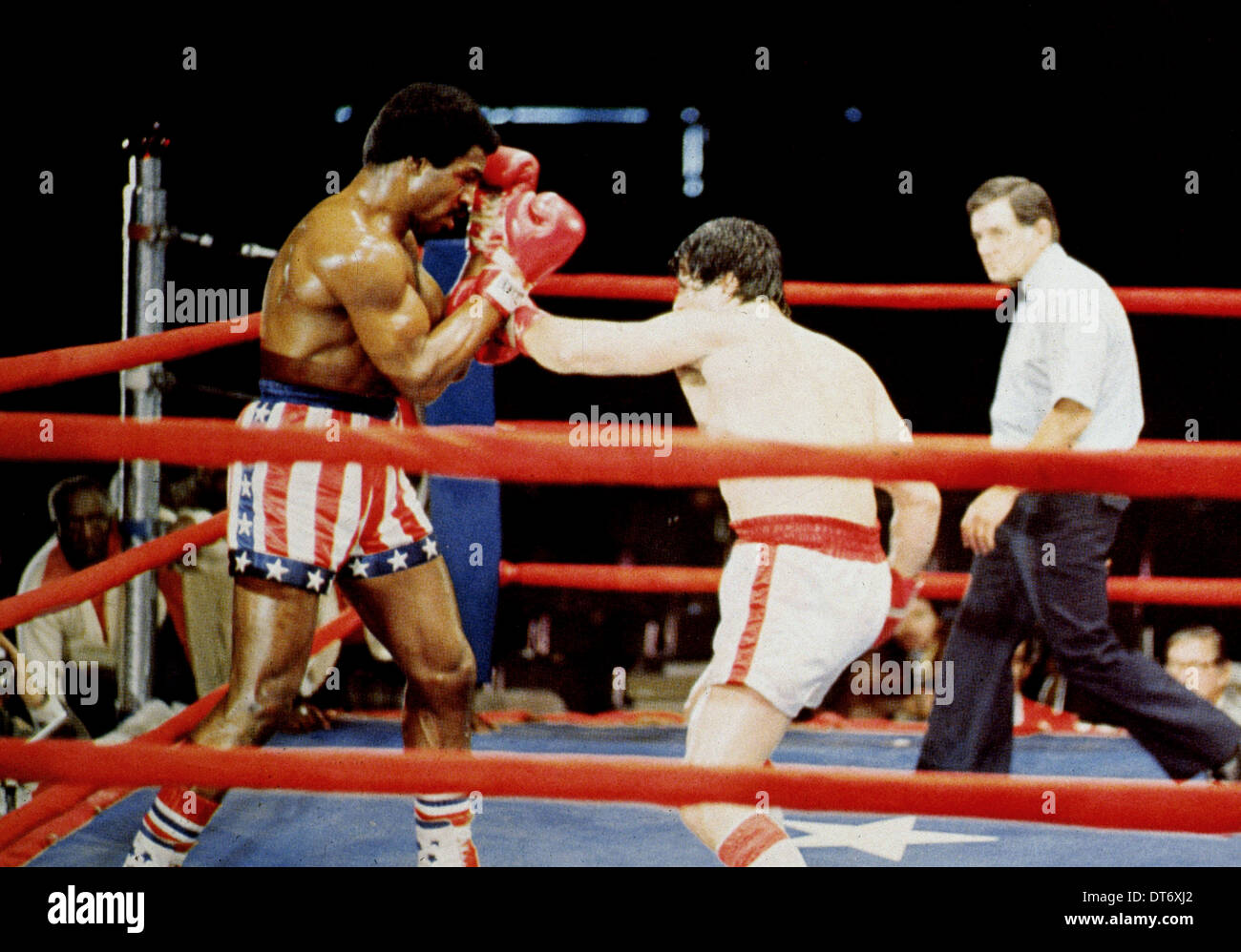 Did Apollo Creed Die In The Ring