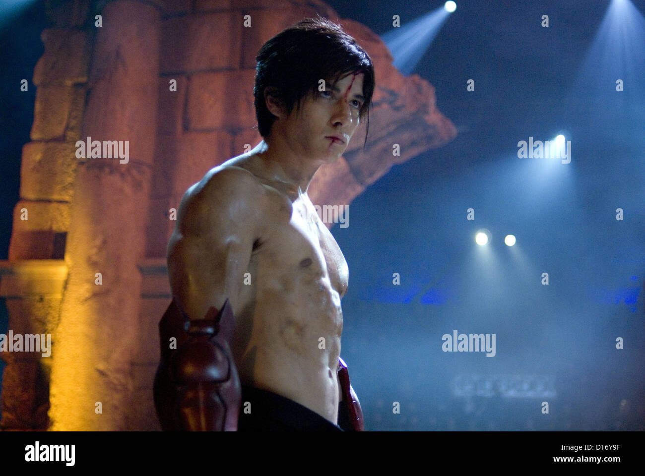 Jon Foo Tekken 2010 Stock Photo 66535995 Alamy